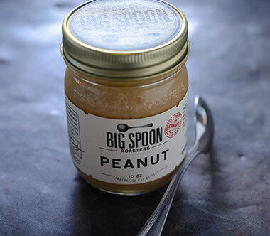 Big Spoon Roasters - Big Spoon Roasters makes handcrafted nut butters and snack bars from scratch in Durham, North Carolina. Their world-class ingredients are sourced directly from local and like-minded producers who share our dedication to authentic quality and sustainability. Their promise: To make the most delicious foods possible without compromise, setting the highest standards for integrity, flavor, and freshness in the process.