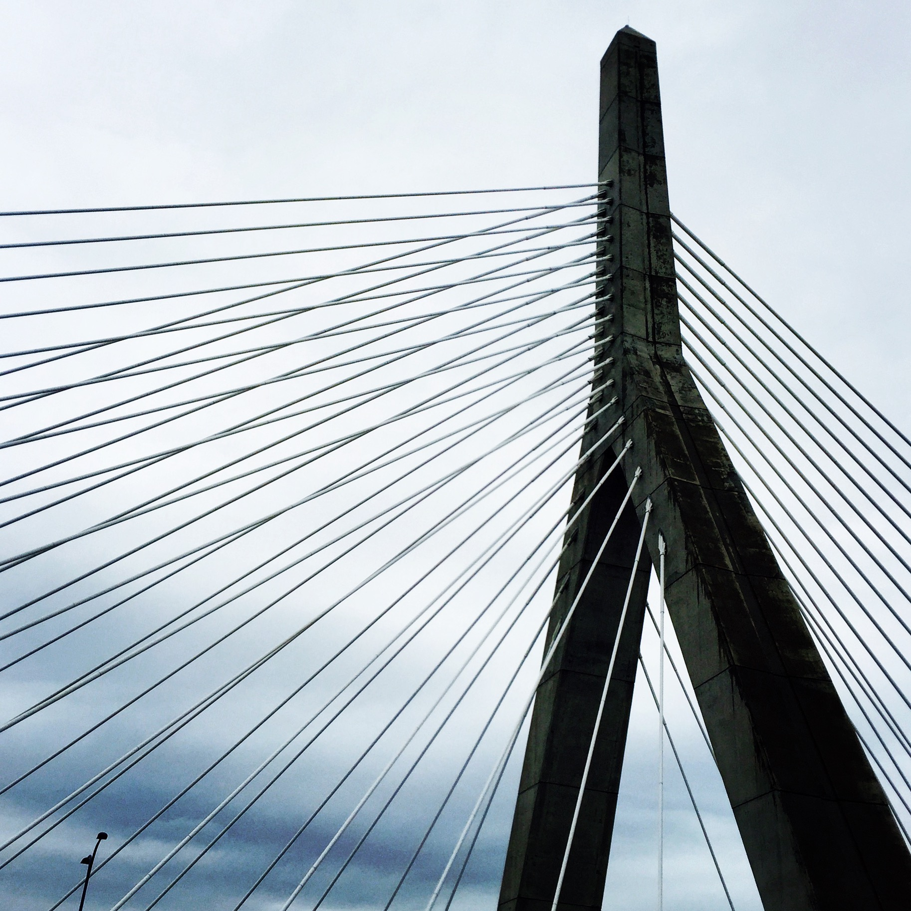 Zakim Bunker Hill Bridge, Boston, MA