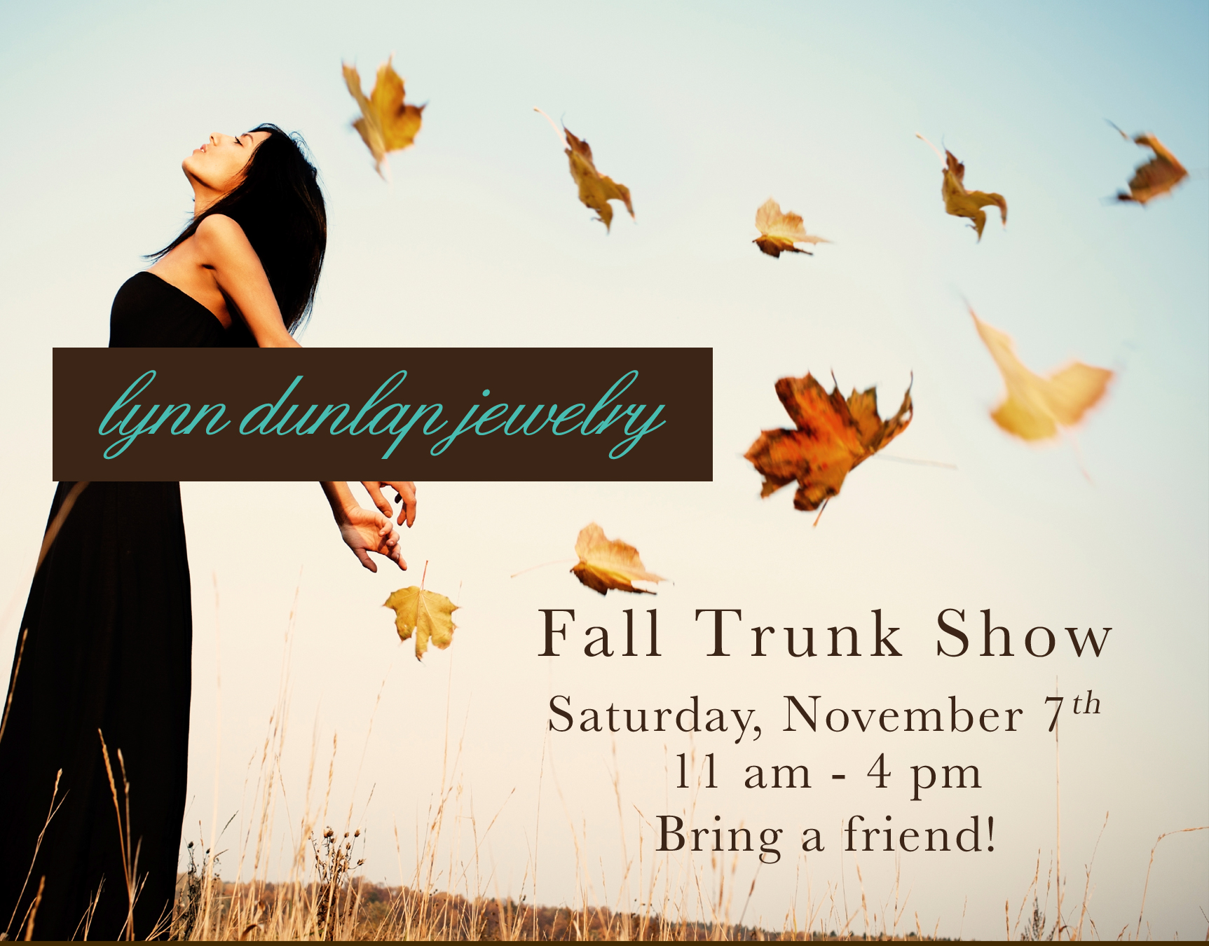 Lynn Dunlap Jewelry | Invitation