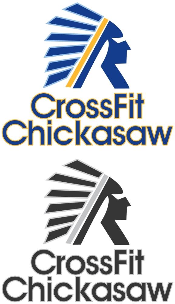 CrossFit Chickasaw | Logo design