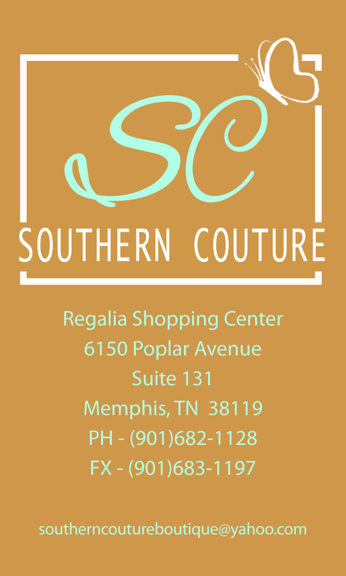 Southern Couture | Logo design