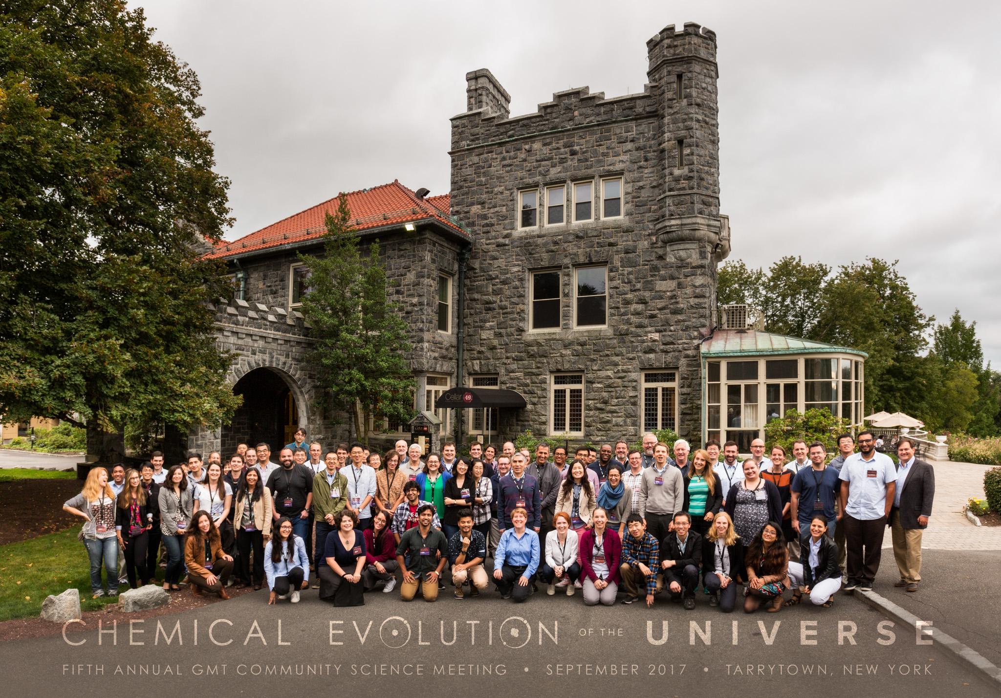 2017 Participants