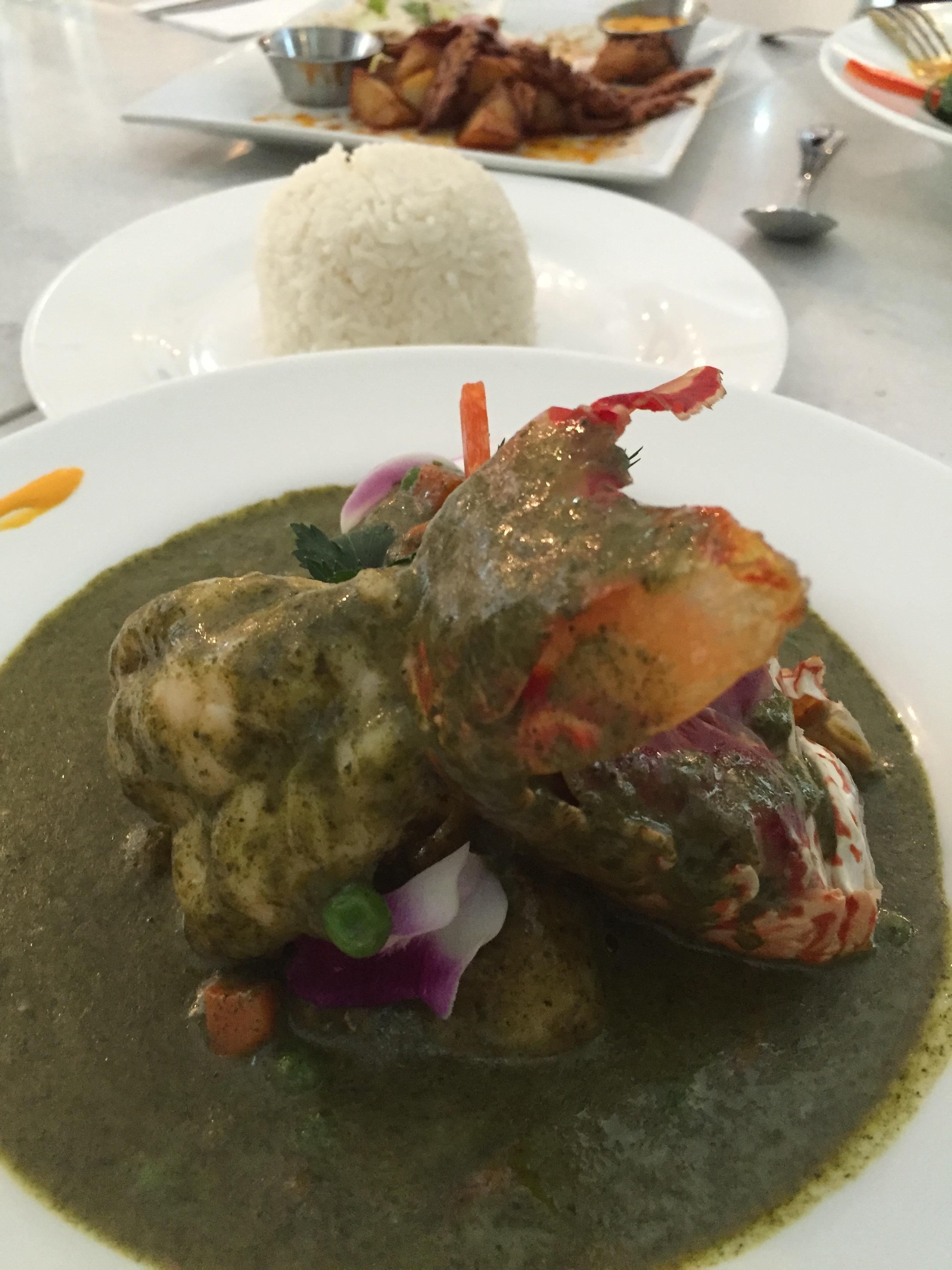 Lobster lovin'
