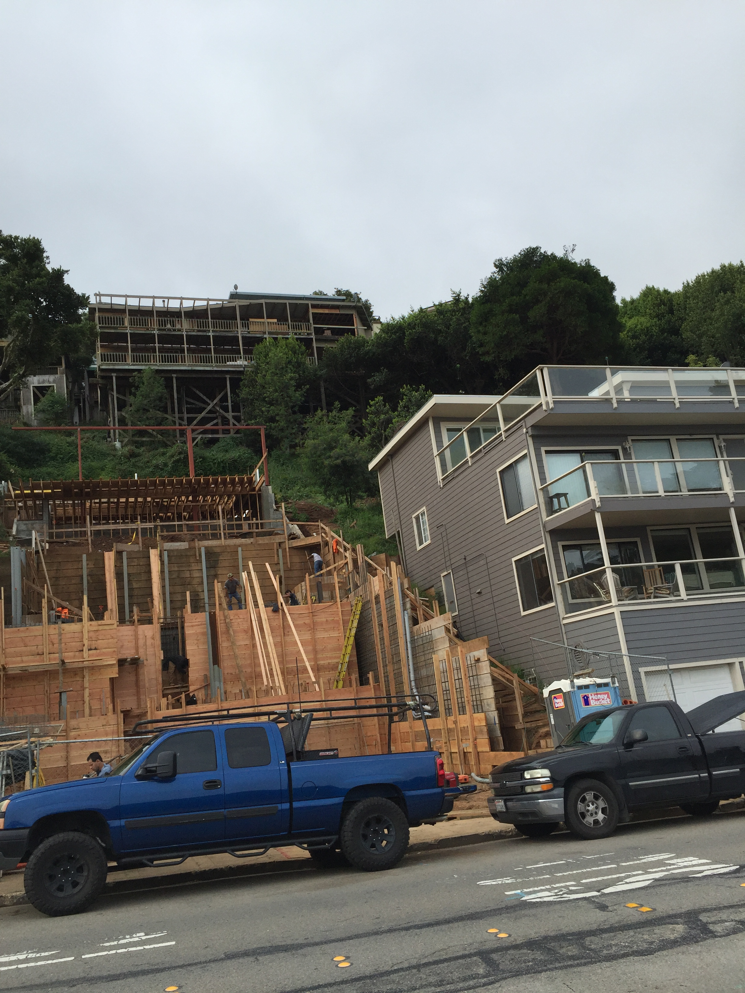 I caught them building my house. #DareToDream