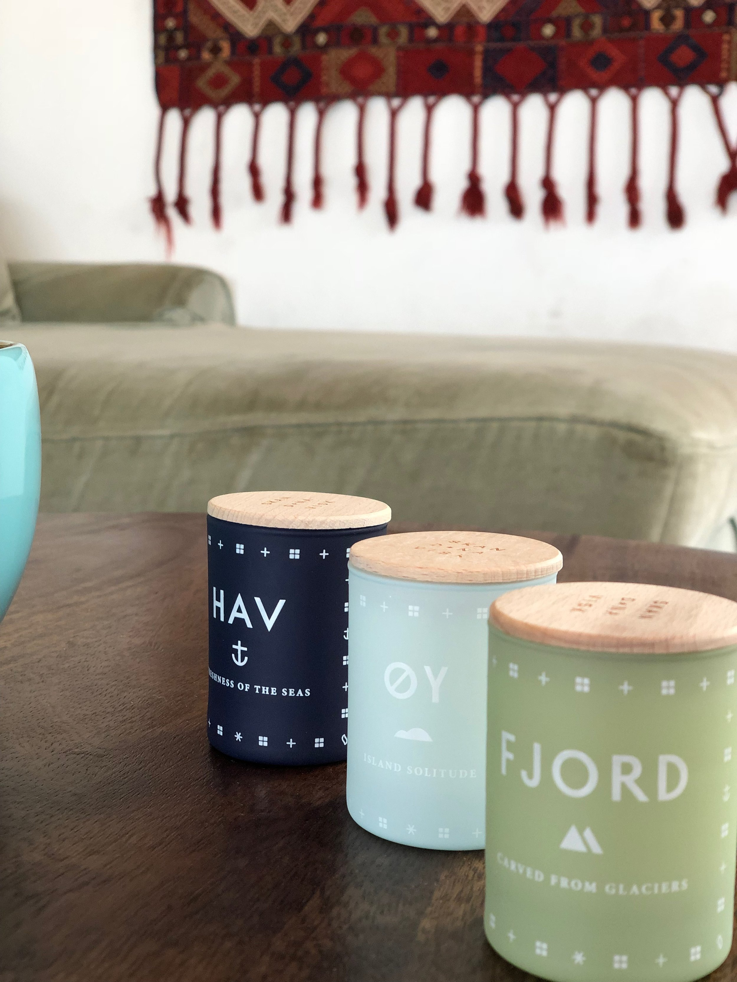 Skog Candles - These vegetable oil candles will change your life for 16 long hours. Disguise the smell of dogs and teenage socks by bringing in the scents of Scandinavia. Have you ever heard someone complain about the way Norwegians smell? Neither have we. Mic drop.