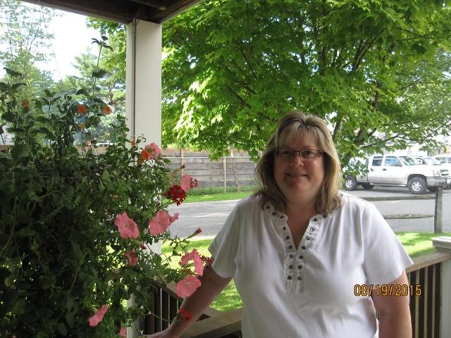 Lori Stockwell - President
