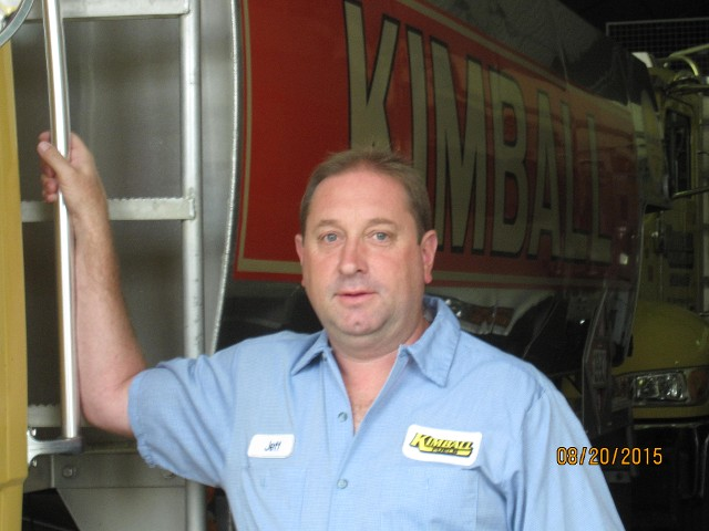 Jeffrey Stockwell - Plant Manager / Vice President