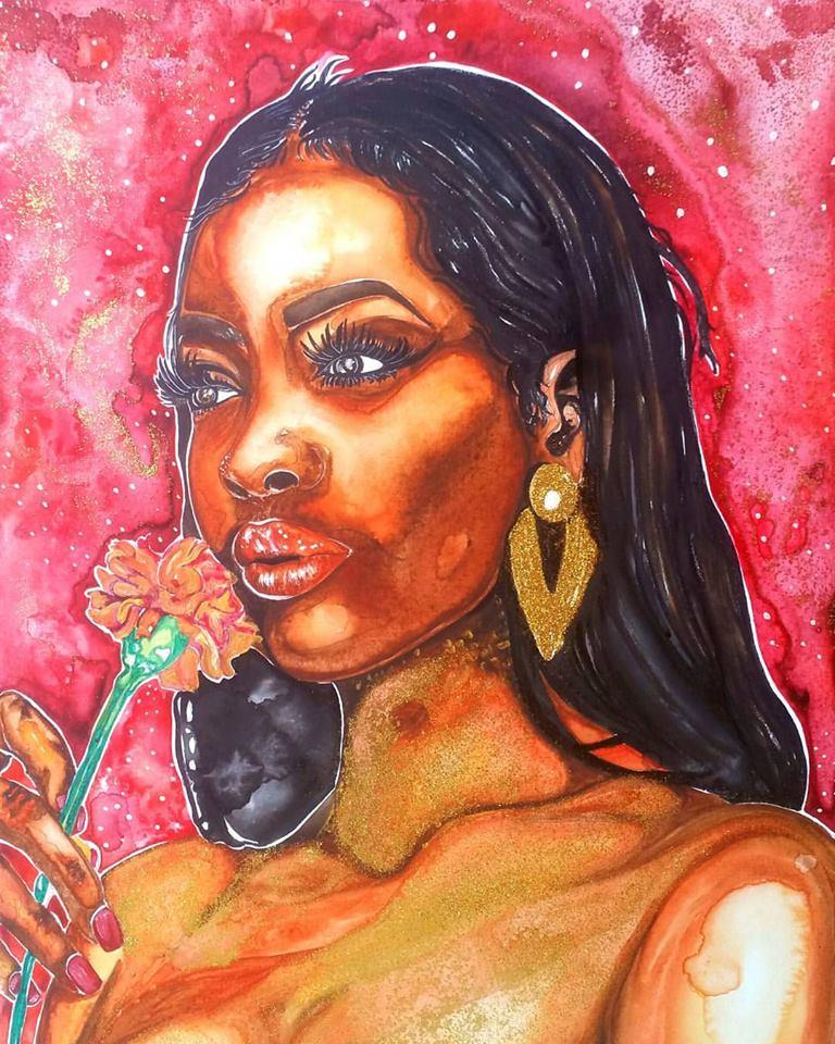 Divine Destiney Powell Artist Poetically Illustrated Art.jpg
