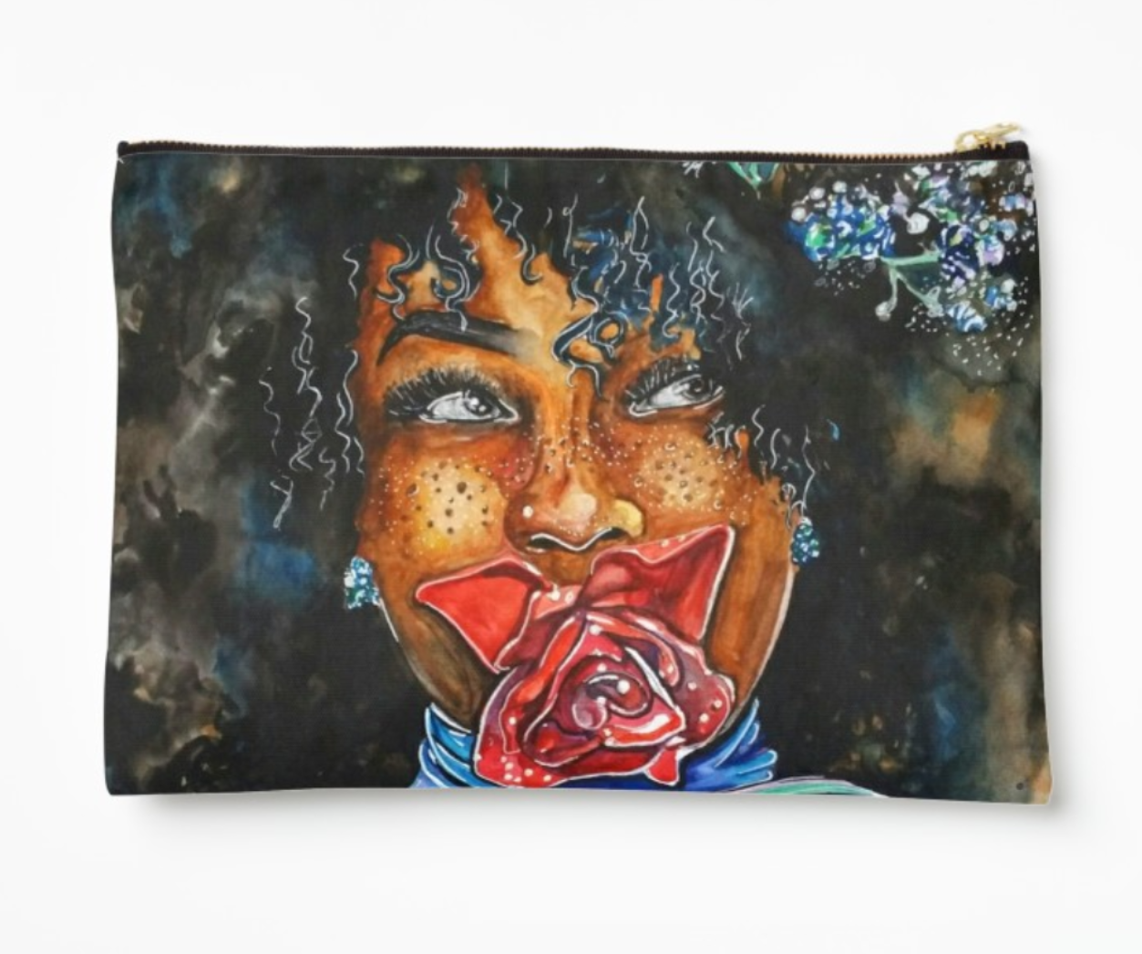 Fine Art Bags - Clutches, Tote Bags, and Backpacks