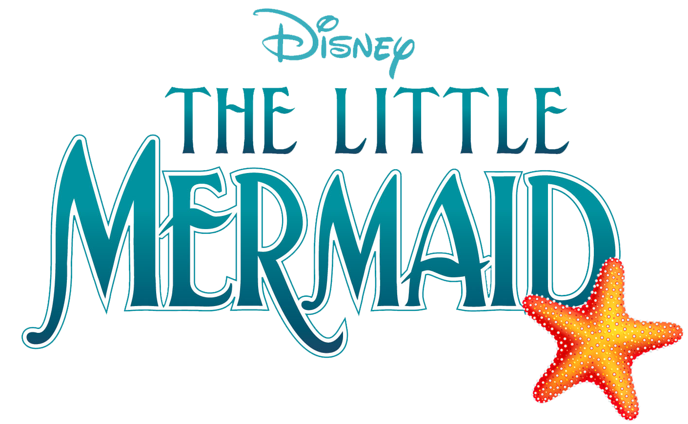 44 Little Mermaid Logo.png