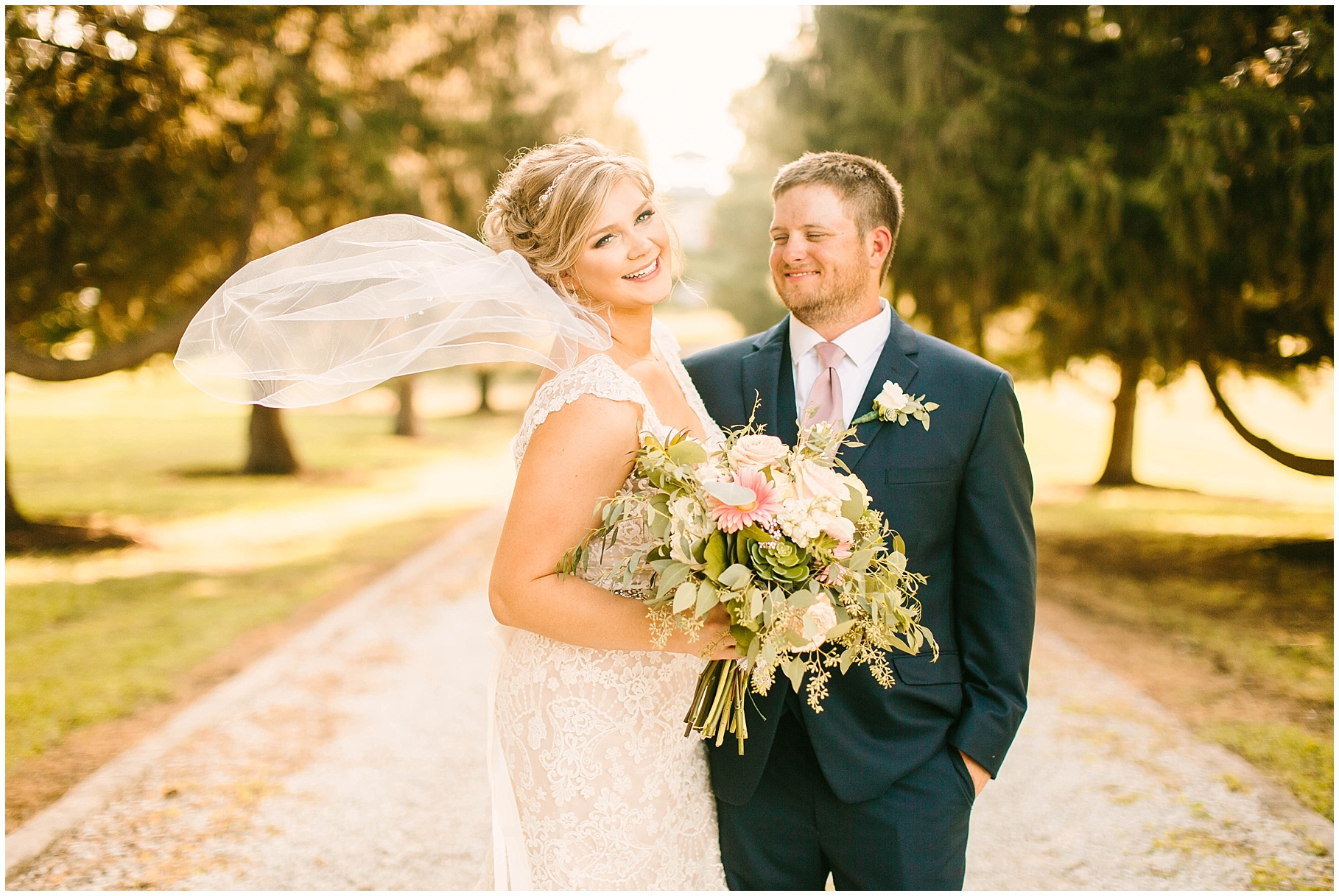 Veronica Young Photography, country summer wedding, St. Louis wedding photographer
