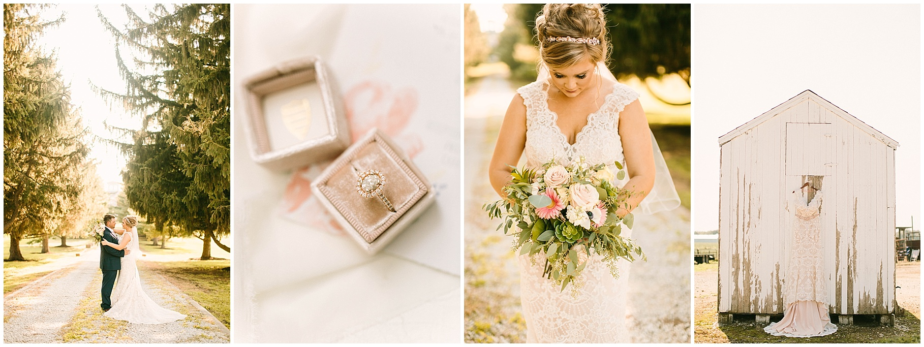 Veronica Young Photography, Country wedding