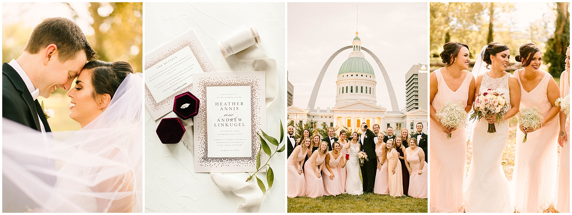 Veronica Young Photography, St. Louis Wedding photographer
