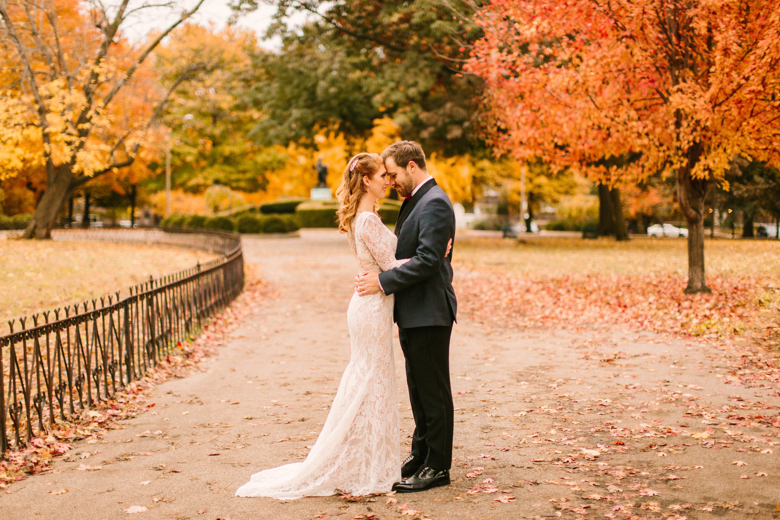 Veronica Young Photography, St. Louis Wedding photography, fall weddings