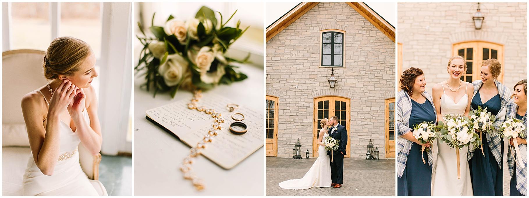 Veronica Young Photography, Winter Wedding inspo, St. Louis Wedding Photographer