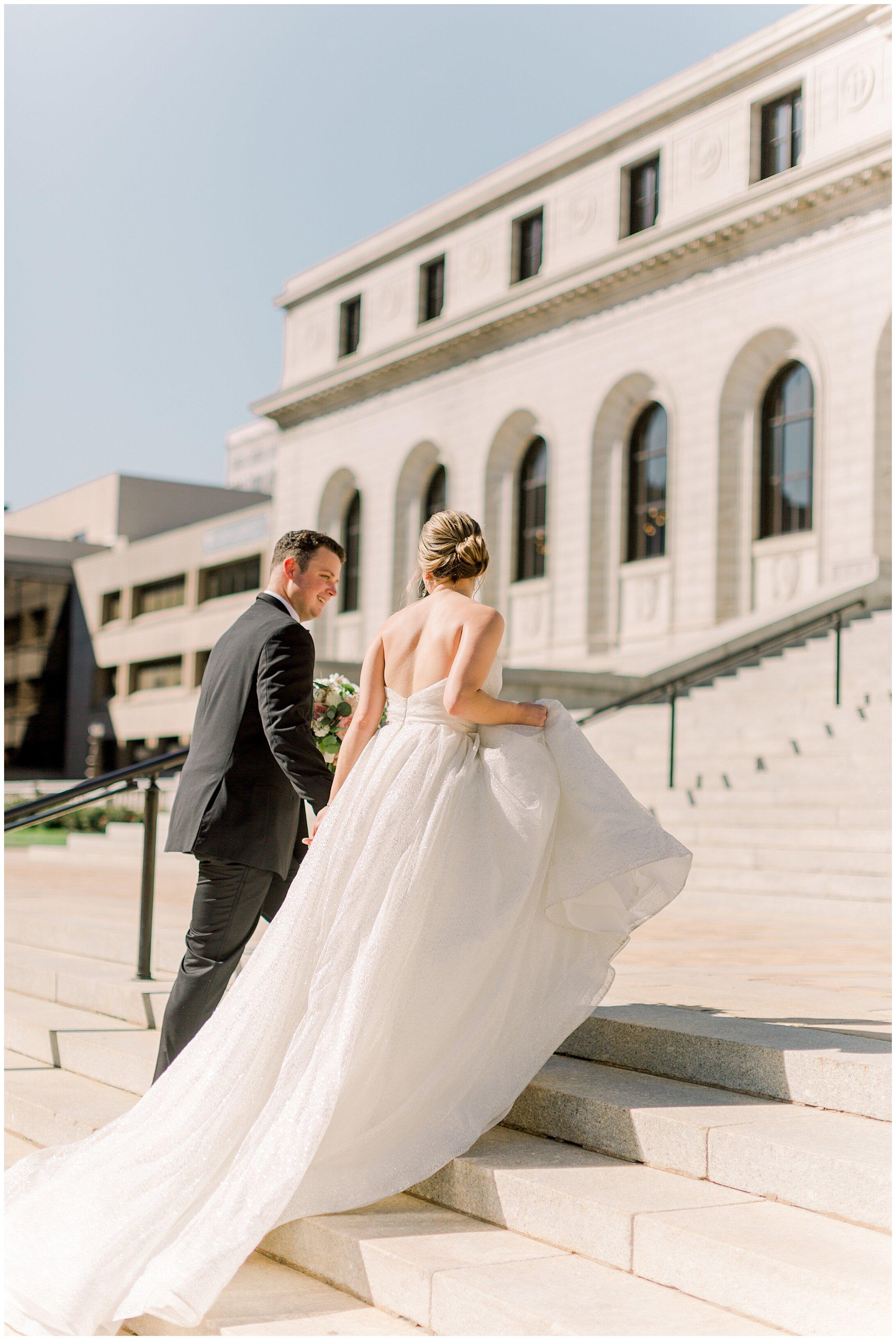 Marriott Grand Hotel Wedding - Ryan+emily