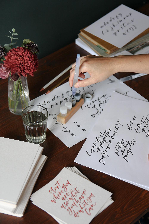 簡單寫字 Deborah Tseng Studio