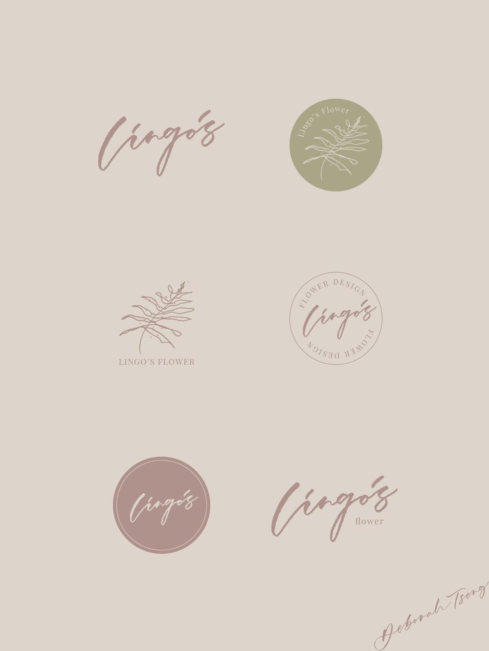 Lingo's Flower-logo variation presentation.png