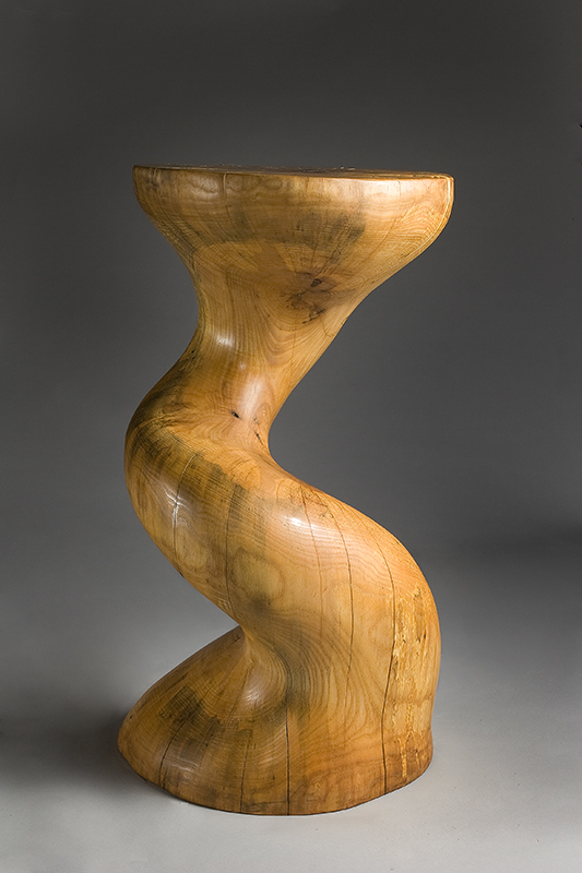 """Spiral Table"" by Gene Sparling (c)"