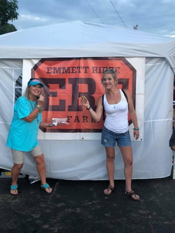 Emmett Ridge Farm Tent