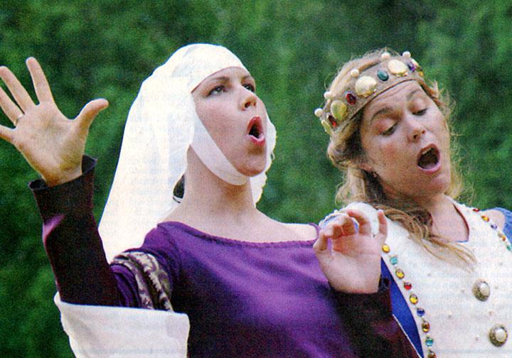 """Henry V,"" Flock Theatre"