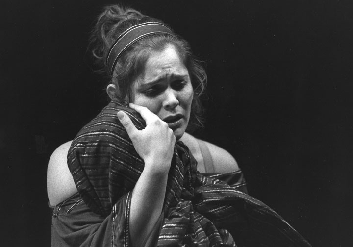 """The Trojan Women,"" Hallie Flanagan Studio Theatre"