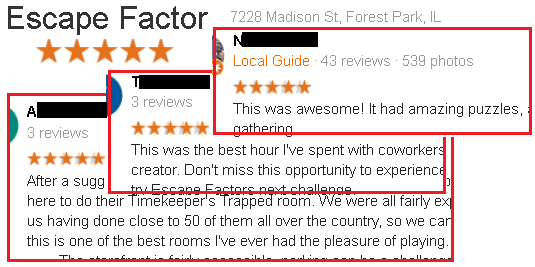 Read or write Google reviews at  https://goo.gl/jBNgwu