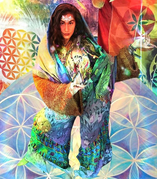 I am the cosmic orgasm 🐍 goosebumps, hot, tingly, wet, a sexy rush of energy to my throbbing womb space. I'm a huntress, weaving magic as my Priestess. This is the code of the Priestess that I blossomed into. I live a sacred mission of hypnotic trance ⚡️playing with Earth and initiating women into their wild. There's no time left to be in your head- 🌹-stop overworking, overgiving, and overcompensating and join our Sisterhood of the Blood Rose.  It's surreal for me to think I was living Los Angeles at 26, working 3 matrix jobs 70 hrs a week, surviving paycheck to paycheck…I felt dried up, my creative flow squashed under Dominos pizza boxes and Jameson whisky shots. I used every kind of vice society would sell me to find a moment of sparkle. I was addicted to quick happiness fixes, because my meditation practice wasn't cutting it, and I needed to quiet the voices in my head. Binge eating became my new normal, Netflix in bed my new ritual, and my mood irritable.  I was a brilliant, awake, deeply passionate visionary, and I was wasting all of my sacral juices, suffocating in the 3D structure. I felt like a rainbow in a snowstorm. My beautiful, one of a kind, vibrant allure, was becoming hidden by dull, white chaos. 🦋 Is this speaking to you? 🦋 This is your holy time to enter the portal of the invincible, fierce, unstoppable you! This is your invitation to rejuvenate & renew in the warm embrace of bright sunshine.🔥You are magnetic, a luscious juicy cosmic Queen, and the world is ready for your sacred womb to birth our 5D paradigm.  Become initiated in our Sisterhood of the Blood Rose and BEam your rainbow auric light.  Let's discover your enchanting medicine that is the antidote to a crumbling suffering society. Temple doors are officially open for my Sacred Woke Priestess offering. There are 11 spaces available for this divine offering, so if this sent shivers down your body and turned your spark on, then answer the call and make love with life. 🖤🌹🖤 DM me to claim your 