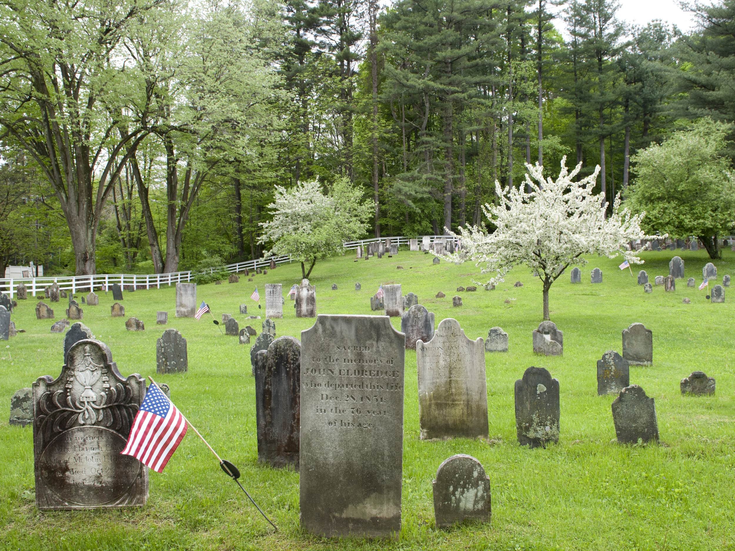 Town of Salisbury Old Burying Ground