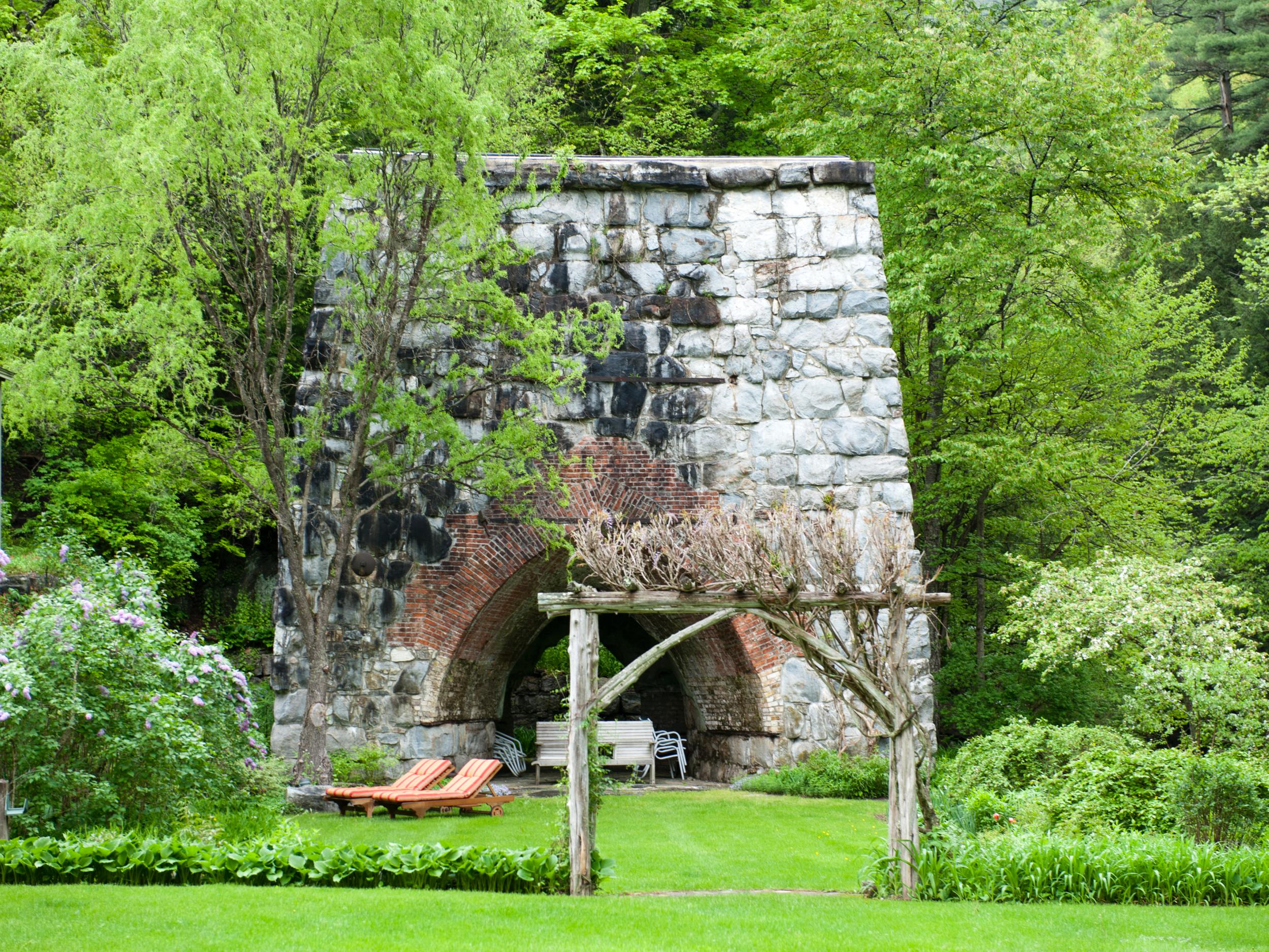 lime-rock-furnace