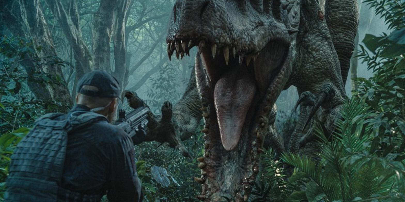 Indominus Rex will getcha!
