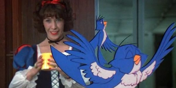 Lily Tomlin as Violet Newstead