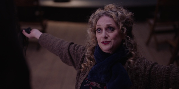 Carol Kane as one of the witches.