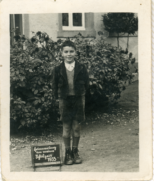 Photo courtesy of the Holocaust Resource Center