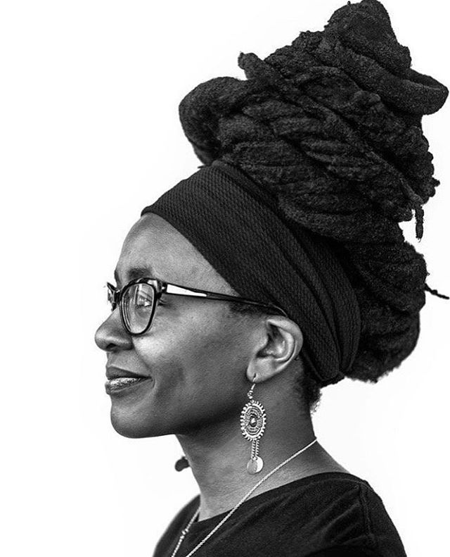 If you don't know this woman yet, let us introduce you to Nnedi Okorafor! She is a fierce Nigerian novelist and she is blessing the world with her art. We celebrate you and all of your accomplishments!! 🎉😍📚🇳🇬 #NigerianWriter #NigerianAuthor #NigerianNovelist #sciencefiction #blackpanther #marvel #hbo . .  #Repost @nnediokorafor (@get_repost) ・・・ ‪Got my author copies (official release date June 5). First time seeing my name on the front cover of a Marvel graphic novel. 😊 Proud to be the first woman to write T'Challa (a character created in 1966).