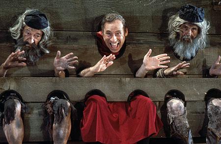 Mel Brooks Torquemada Inquisition