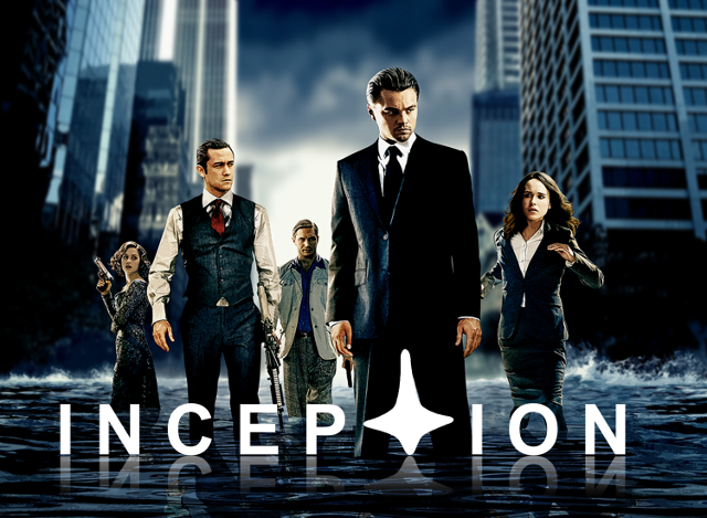 inception movie poster - from breaknenter.org