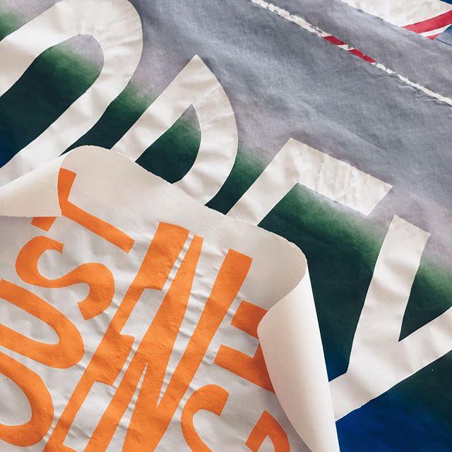 Lukas, coming through with the goods yet again. Screen prints from a workshop at the MCA 👌⠀ .⠀ .⠀ .⠀ #billabongframinggallery #pictureframing #customframing #originalartwork #studentartwork #interior #design #style #printmaking #screenprint #MCA