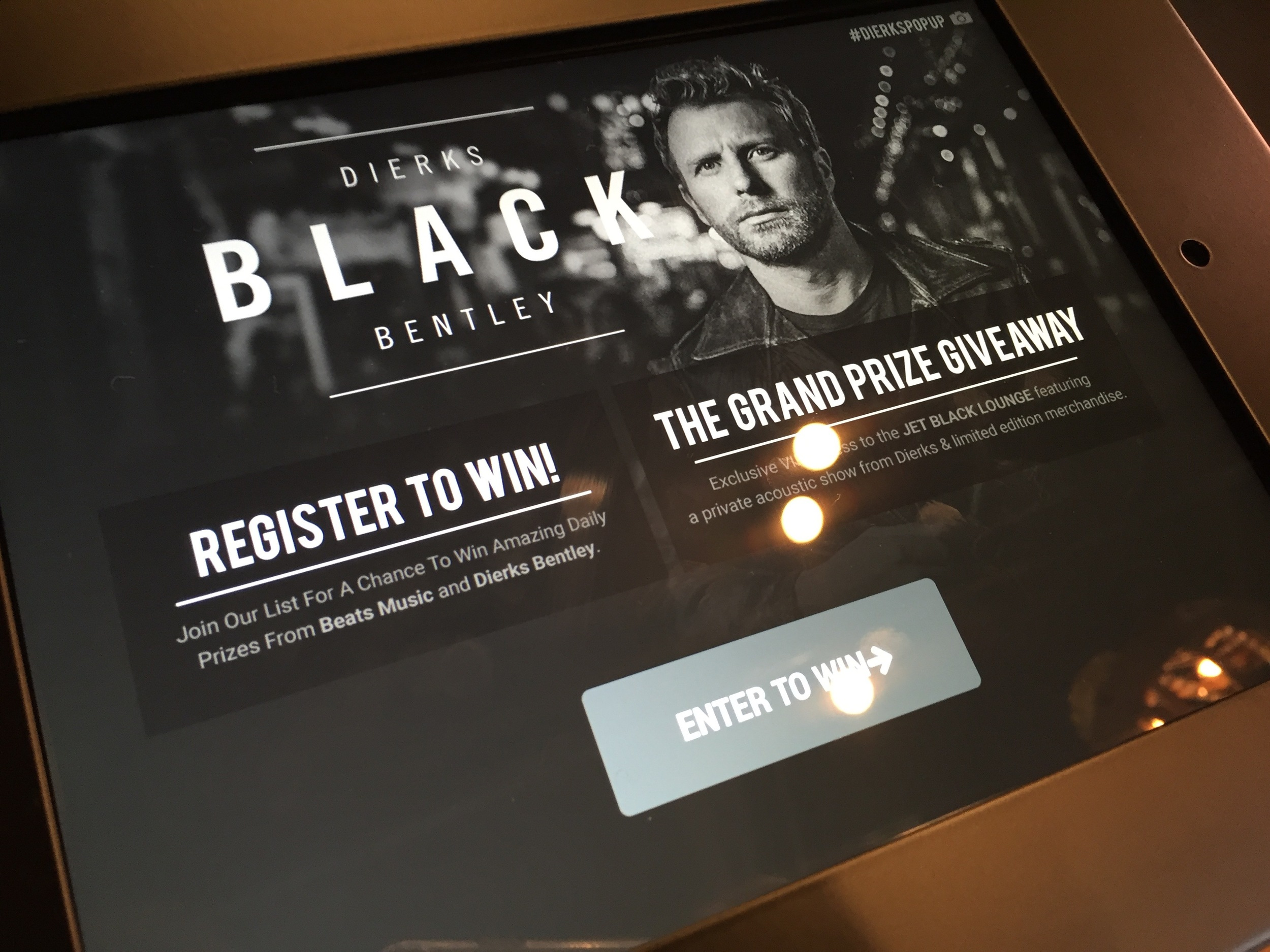 LaunchBooth - Dierks Bentley - Come Together Create.jpg