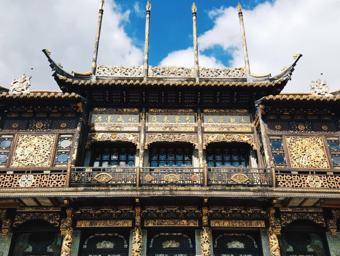Chinese pavillon brussels