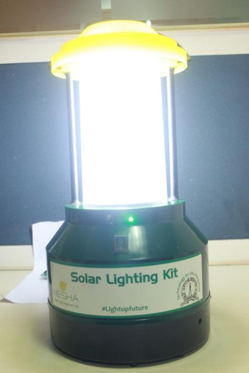 Multifunctional Solar Lighting