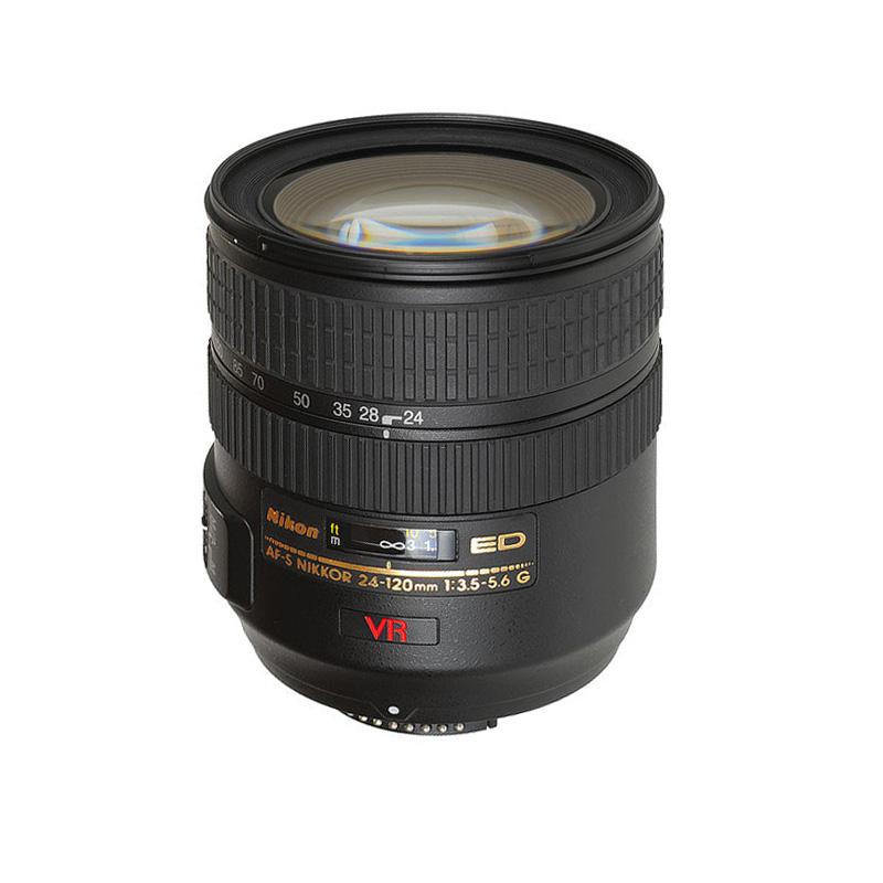 Nikon zoom 24-120 AF – S nikkor 3.5 – 5.6 G