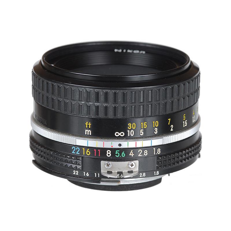 Nikon 50 nikkor 1.8