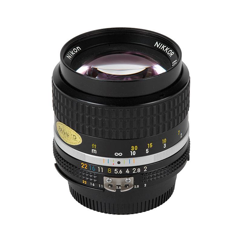 Nikon 85 nikkor 2