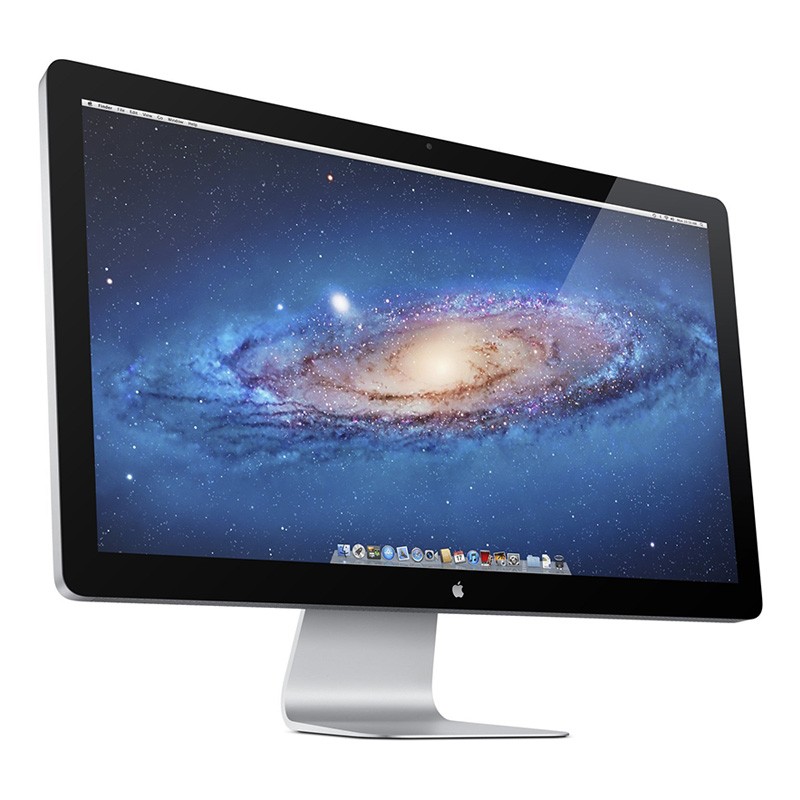"Apple Cinema 27"" led Display"