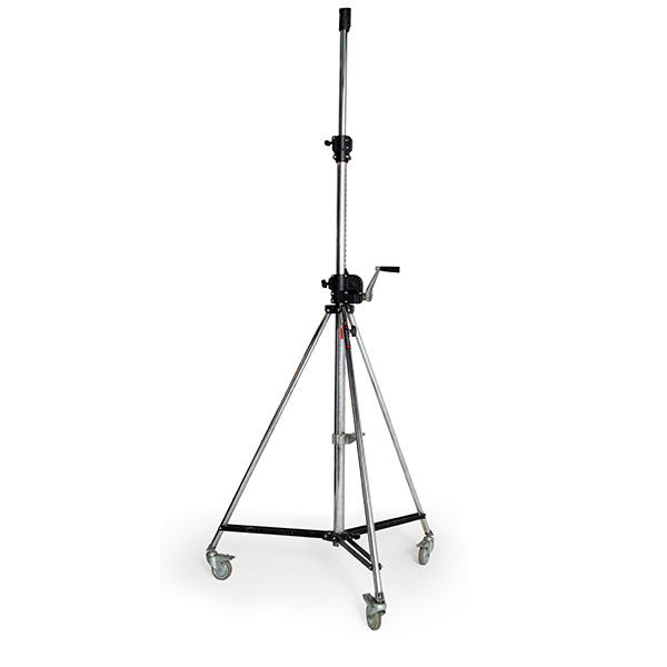 Manfrotto Wind up con ruote art 087 u