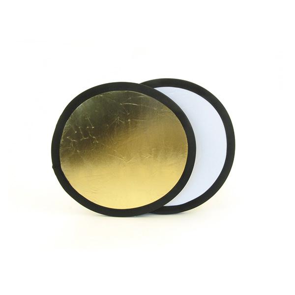 Lastolite Pannello Riflettente 100cm bianco e argento – 120cm bianco e oro