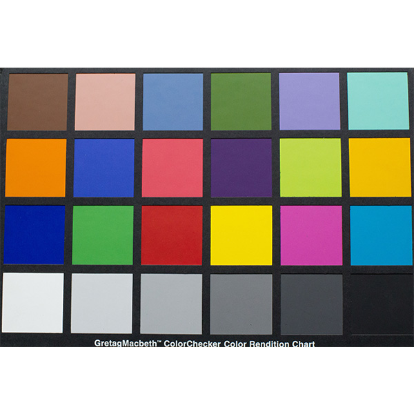 Colorchecker gretagmacbeth