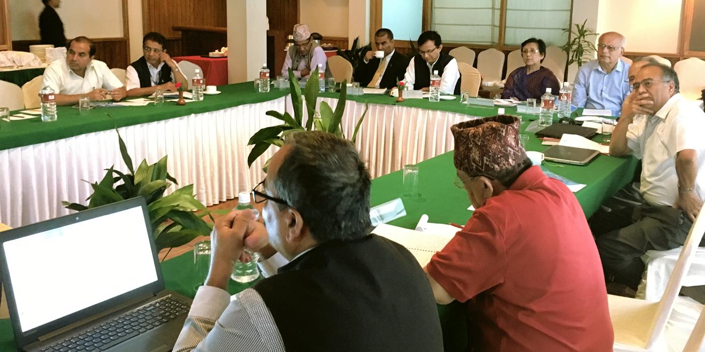 PAC - Meeting 2017