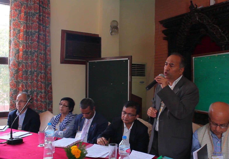 Kathmandu workshop - 2017